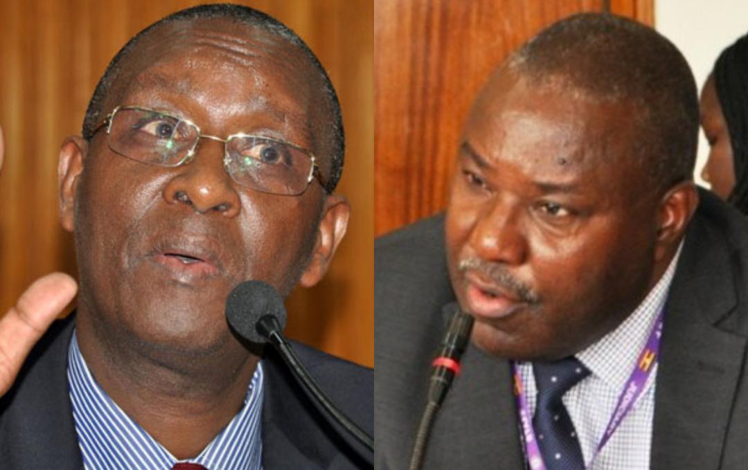 Birigimana replaces Kagole Kivumbi as Judiciary PS